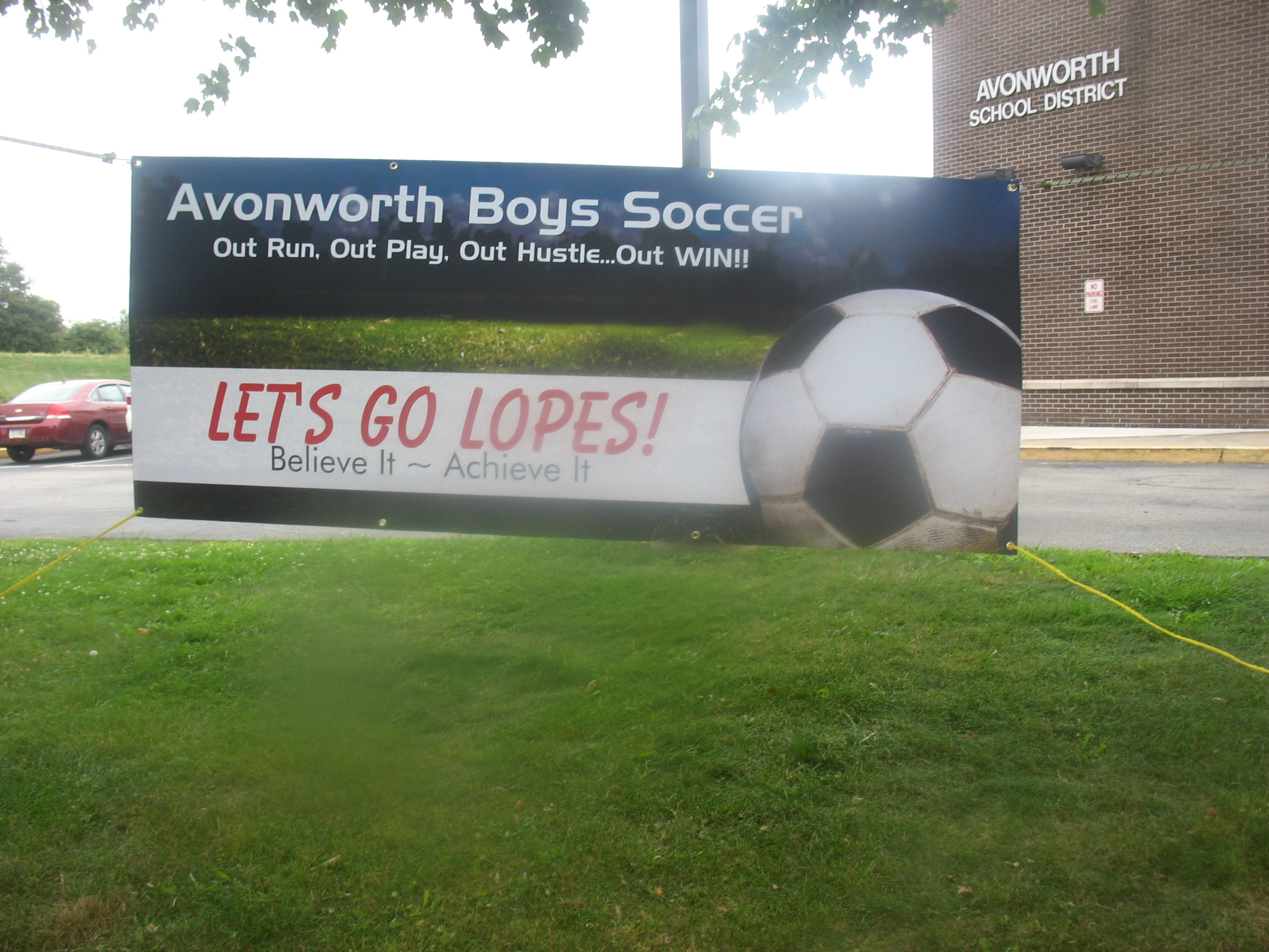 Avonworth to Play at Highmark Stadium