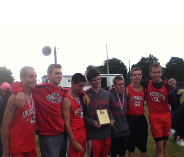 Avonworth Boys' Cross Country Team Wins Cooper's Lake Invitational