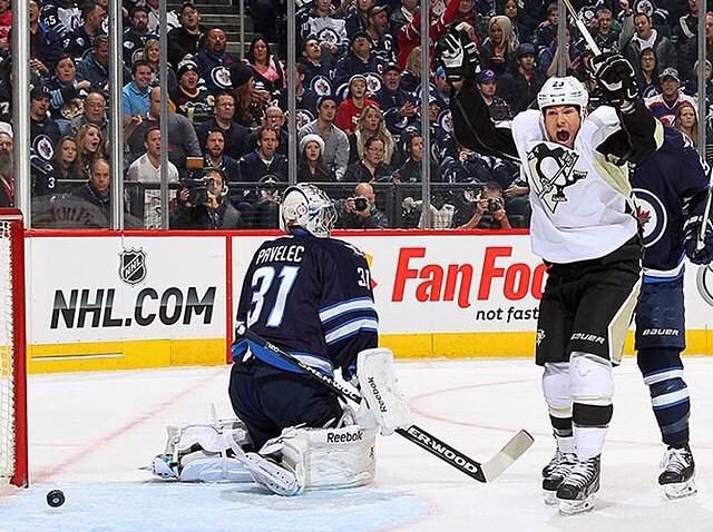 Penguins Hockey Week 5: Third Line Thunder