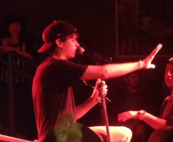 "Watsky's ""All You Can Do Tour"" Brings Down the House"