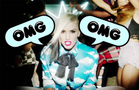 "Same Old Gwen Stefani with New Single ""Spark the Fire"""