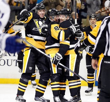 Pittsburgh Penguins Midterm Report