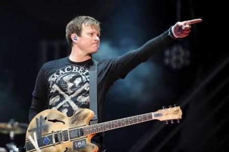 """""""Tom.  Is.  Out."""" Tom Delonge Leaving Blink-182"""