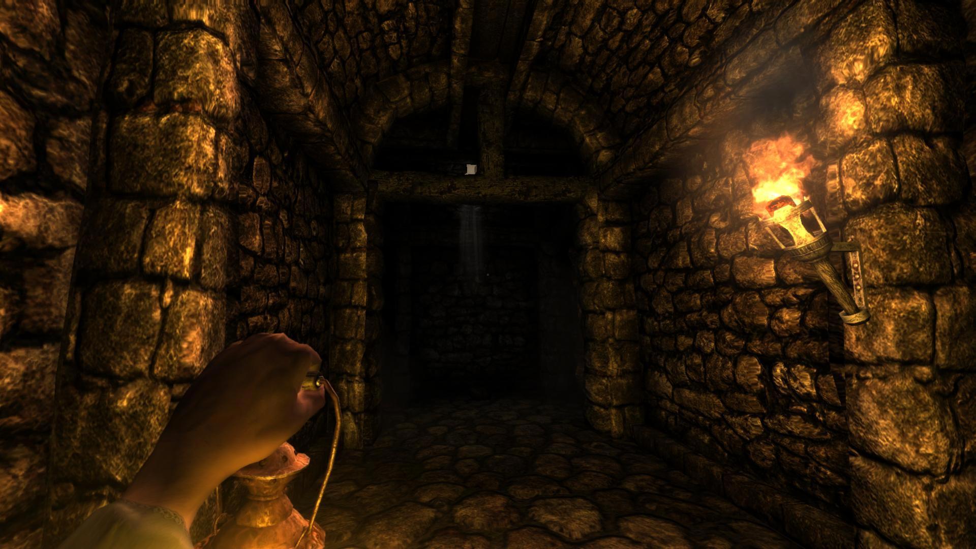 Game Review: Amnesia – The World's Worst Lantern