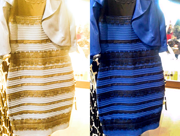 Blue & Black or White & Gold: Why Does It Matter?
