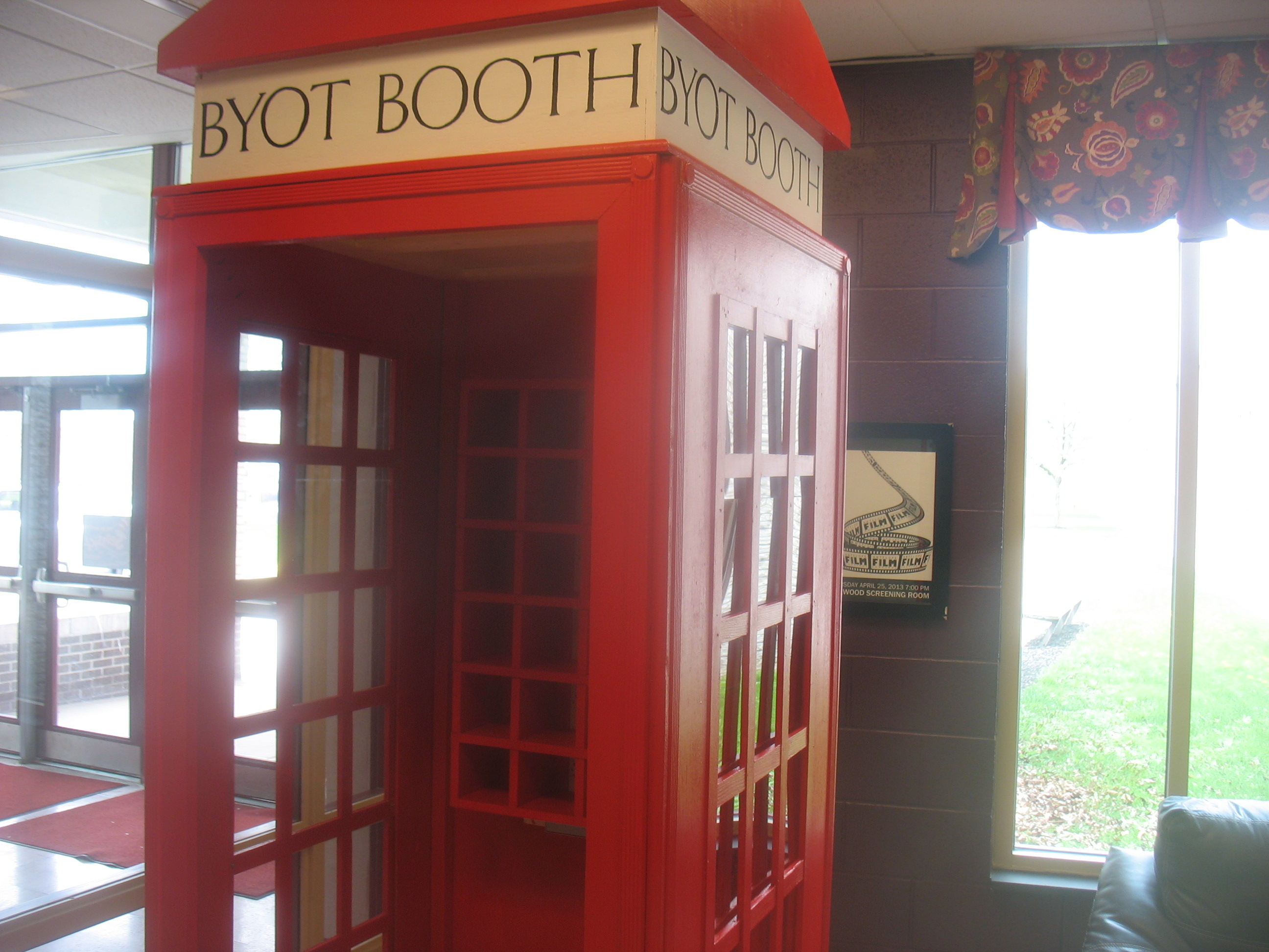 Will Students Use the Charge Booth?