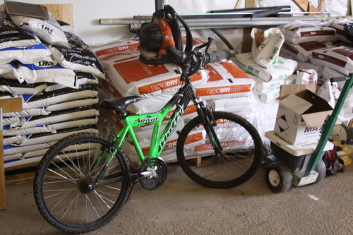 The Tale of the Missing Bike