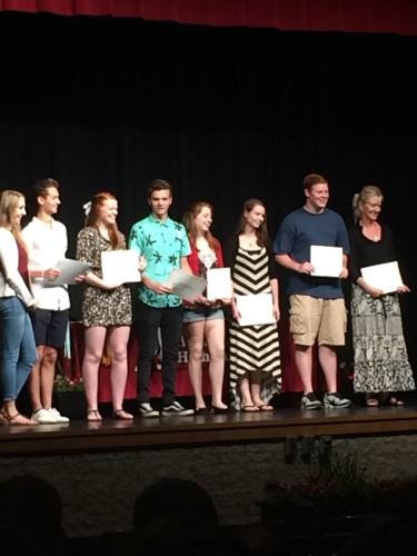 2015 Awards Assembly