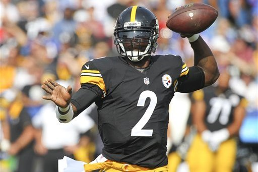 Luke's Steelers Blog: Looking for Surprise Performance from Vick