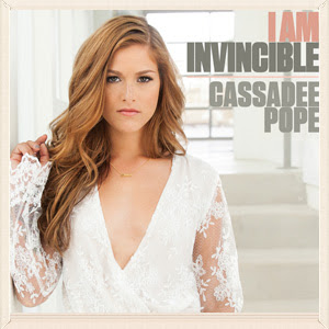"Cassadee Pope's ""I am Invincible"": Shows Talent But Too Repetitive"