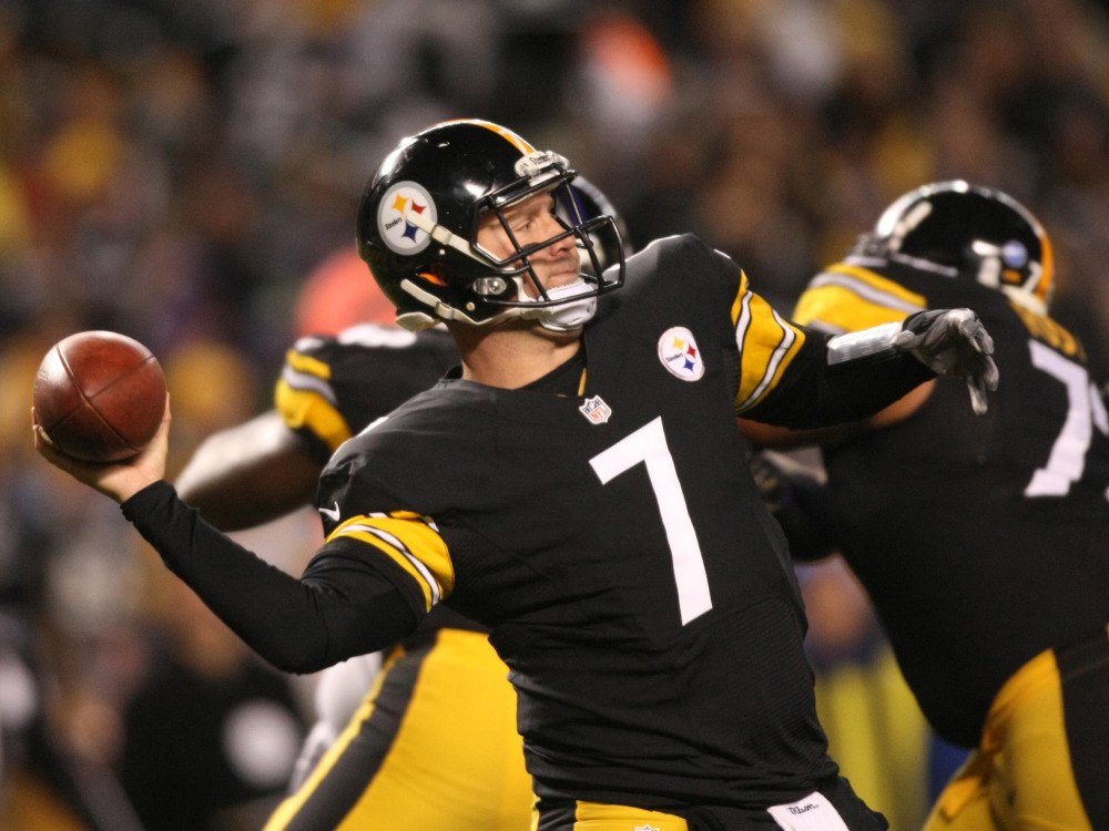One Last Steelers Blog from Luke? Wildcard Game Preview