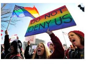 Accept Gay Marriage –  Don't Stand Against it: Guest Editorial by Olivia Flynn