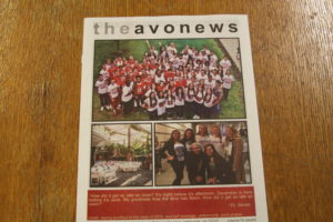 Comments and Corrections – 4th Issue of Avonews