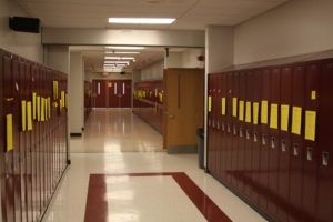 Senior Lockers Move Further Down the Road