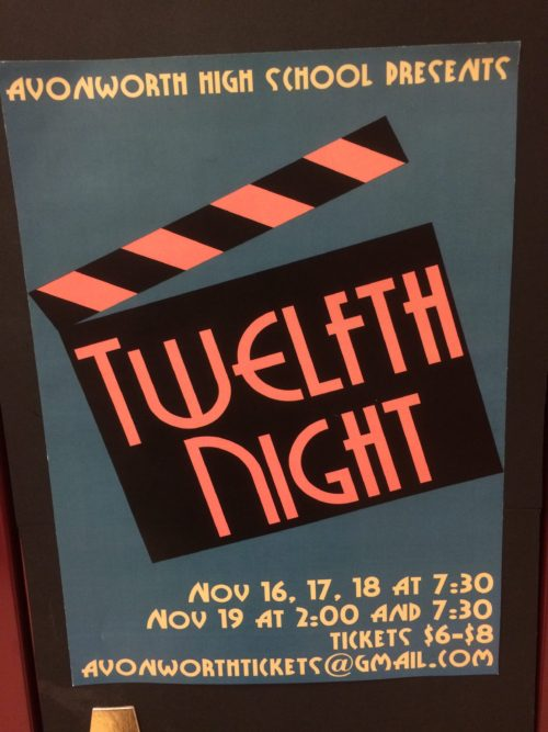 Twelfth Night Sells Out All Shows
