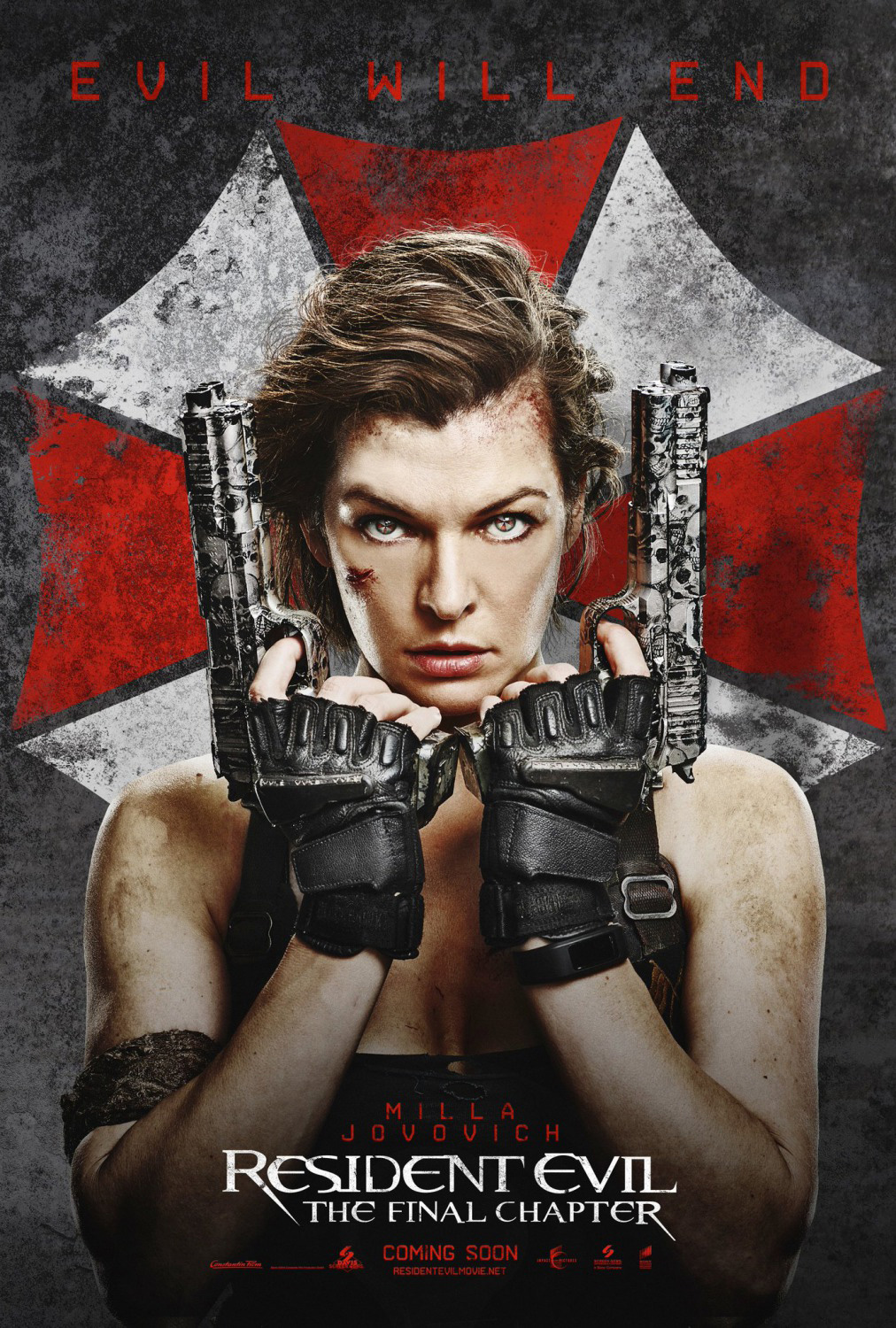 "Movie Review – Resident Evil: The Final Chapter: ""So many limbs were cut off it was insane"""