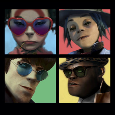 "Music Review: Gorillaz ""Humanz"" A Welcome Addition to 2017"