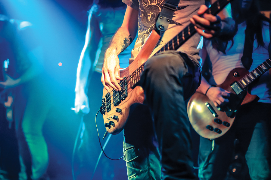 Ryan's Metal Beat #1: Metal @ Millvale Music Festival