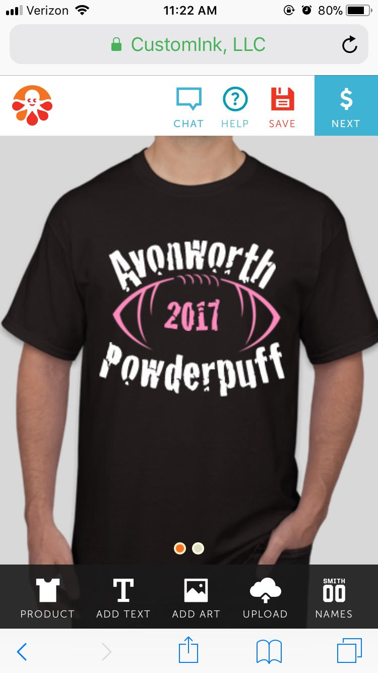 The Annual Powderpuff Football Game is Almost Here