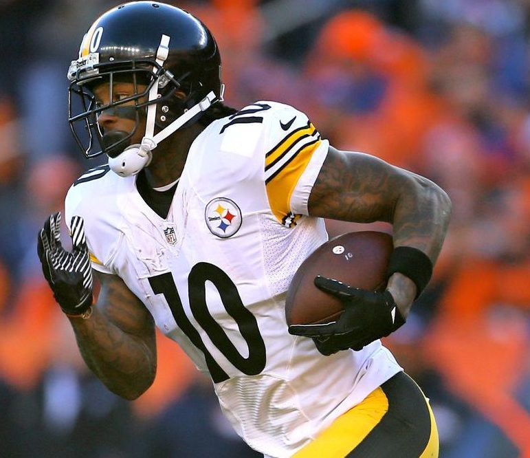 """""""Know your role and shut your hole"""" – Students and Faculty Disagree About Playing Time for Steelers Wide Reciever"""