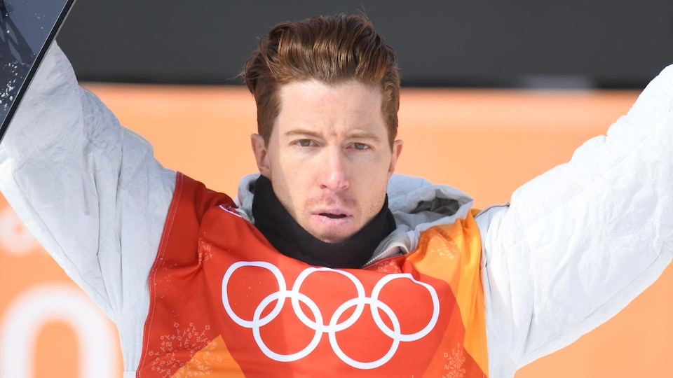 Shaun White Wins His Third Gold Medal