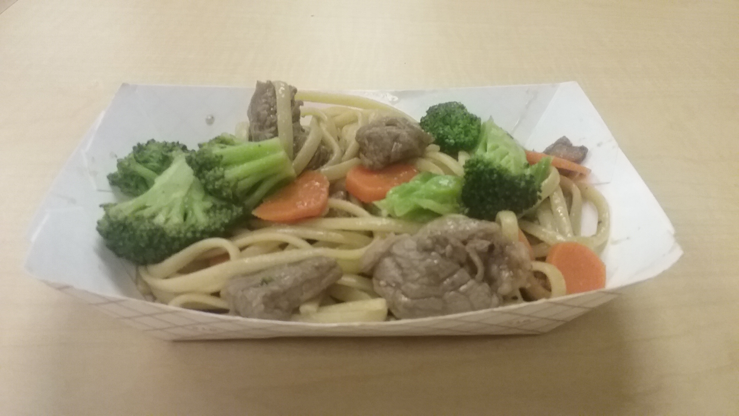 Alec's Foods Beat Day 5: Beef Noodle Bowl