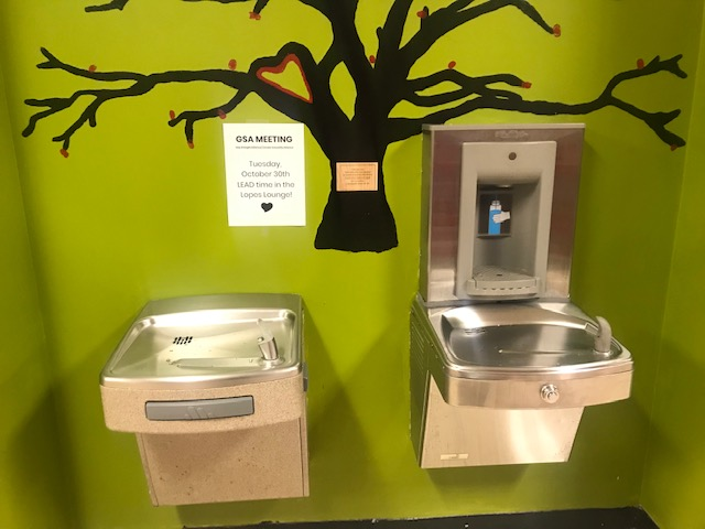 A School Without Water Fountains?