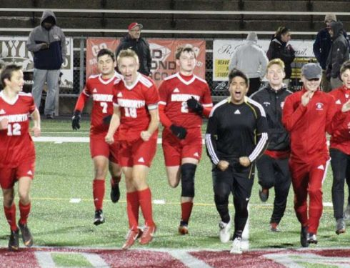 Undefeated: Boys Soccer Wins WPIAL Title