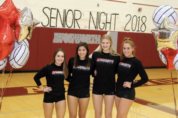 2018 Volleyball Season Wrap Up