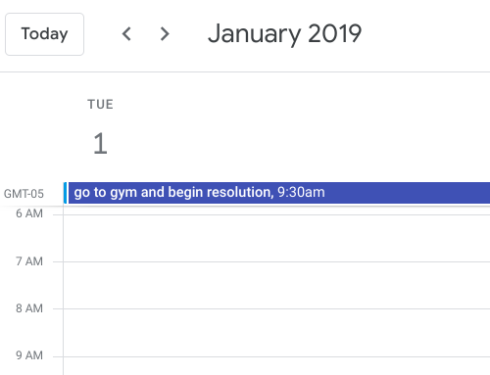 New Year, New Me: To Make a Resolution or Not?