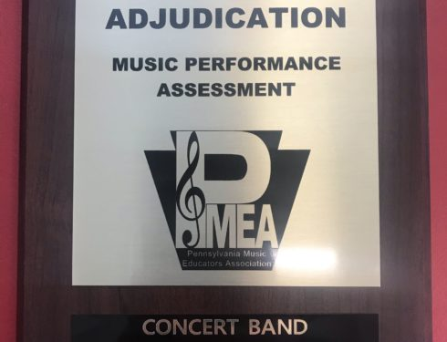 Band Carries on Superior Rating in 2019 Adjudication