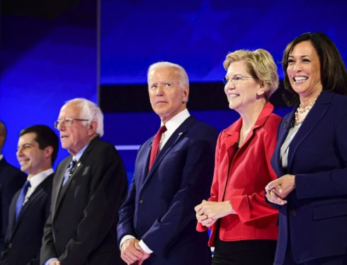 Third Democratic Debate Leaves Students Frustrated