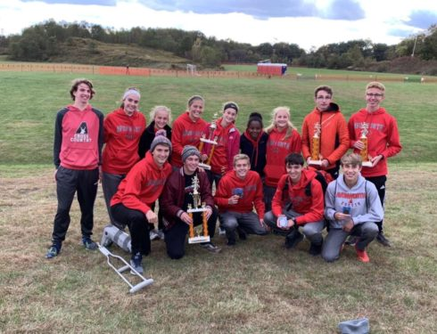 Cross Country Heads to States
