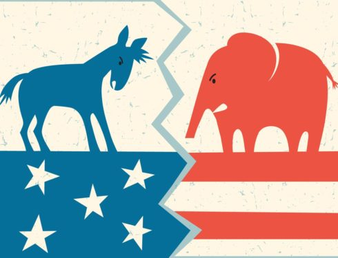 How Republicans and Democrats Grew and Continue to Grow So Tense