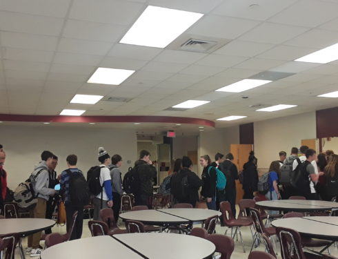 Students Hoping for Shorter Lines and More Microwaves at Lunch
