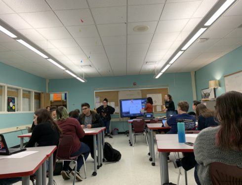 Social Justice Club Holds First Meeting: Learning about Social Justice and How to Maintain it