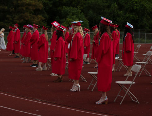 Avonworth Celebrates Class of 2020 With In-Person Graduation