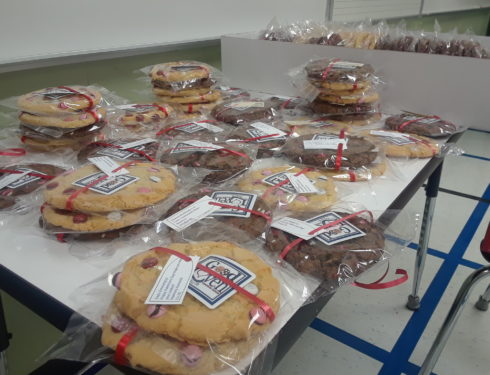 Cookies, Bingo, Candy and More: Fundraising Continues During COVID