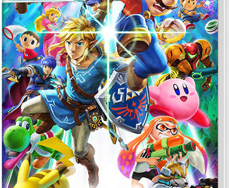 Alec's Game Reviews: Super Smash Bros