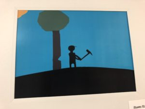 Digital artwork by: Shawn Glinksi 9th Grade.