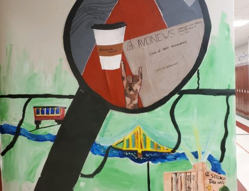 Galleries Mural Painted in 2021 Reflects Community