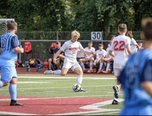 Boys Soccer Season Starts After Soggy Scrimmages