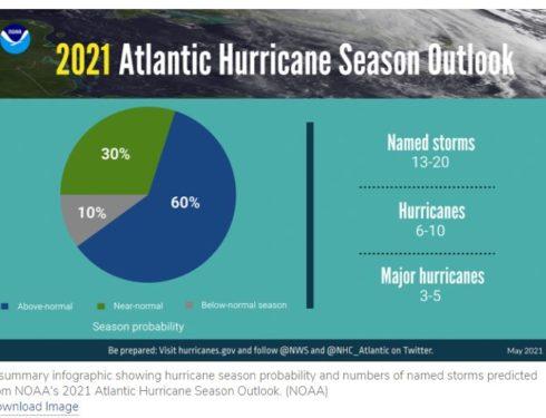 Heavy Hurricane Season On The Way? Looking Ahead after Ida's Impacts